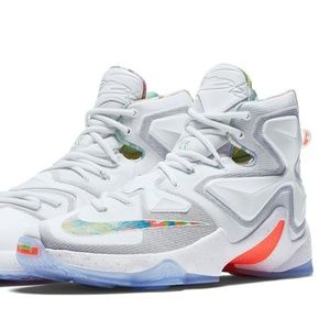 "Lebron 13 ""Easter"" Shoes"